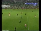 Лига Чемпионов 2006/2007. 2-й кв. раунд. Первый матч. Шериф  - Спартак